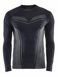 Pro Control Seamless Shirt Men - Sort