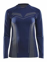 Pro Control Seamless Shirt Women - Navy