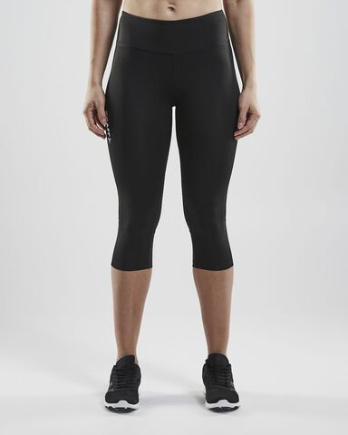 RUSH CAPRI WOMEN - SORT
