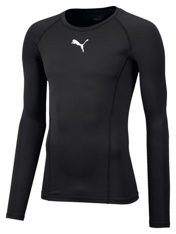 Liga Baselayer Shirt - Sort
